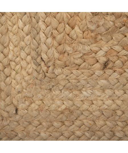 Tapis jute rectangulaire beige 120x180cm - Blainville |YESDEKO