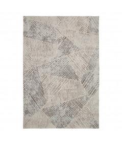 Tapis beige coton polyester 160x230cm - Tabriz  YESDEKO