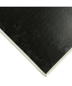 Tapis cuisine lavable 75x50cm - Bouledogue noir | Yesdeko