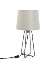 Lampe de table sur pied croisé - Henriks  YESDEKO