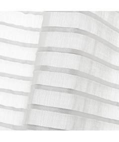 Voilage blanc (Lot de 2) 140x260cm - Stella |YESDEKO