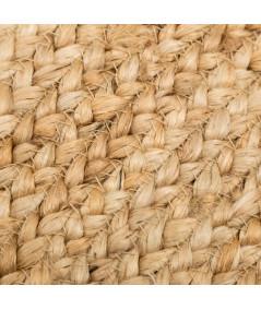 Tapis jute ovale naturel 160x230cm - Malva |YESDEKO