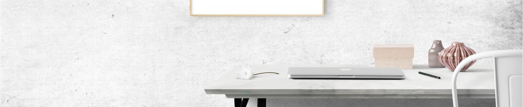 Table & bureau | Mobilier de table en bois ou Bureau en verre | Yesdeko