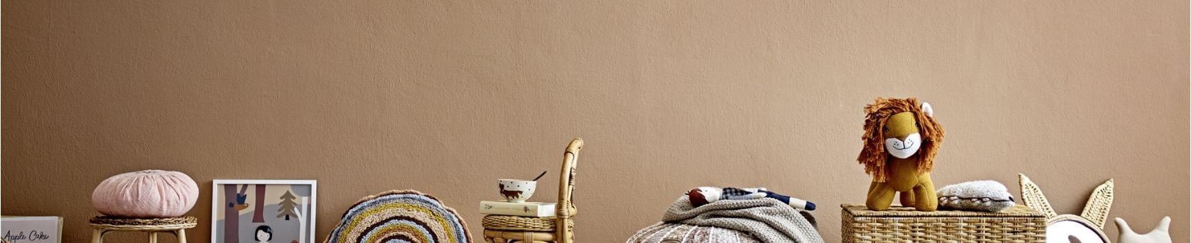 Univers bébé et Articles déco : linge de lit, plaid, peluche |Yesdeko
